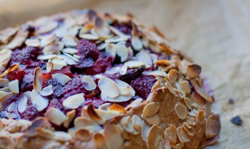 Recipe: Summer berry galette
