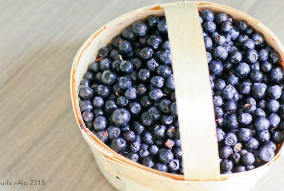 Berries, berries, berries….