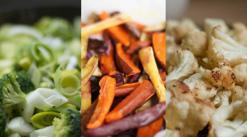 Recipe: Easy roasted vegetables