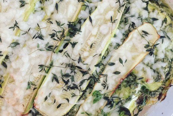 Recipe : Summer Zucchini Lasagne