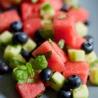 Recipe: Watermelon Salad (two ways)
