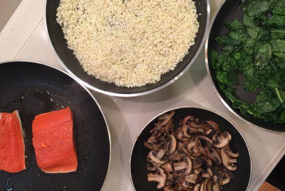 Recipe: Easy Pan-seared Salmon