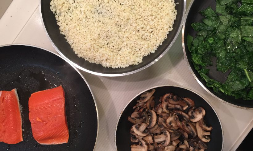 Recipe: Easy Pan-seared Salmon